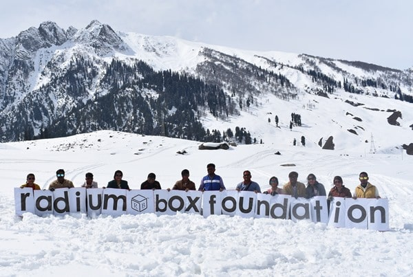 Meetup 2020 Radium Box Foundation!